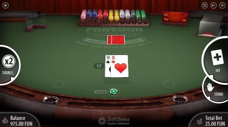 Blackjack auch virtuell genießen