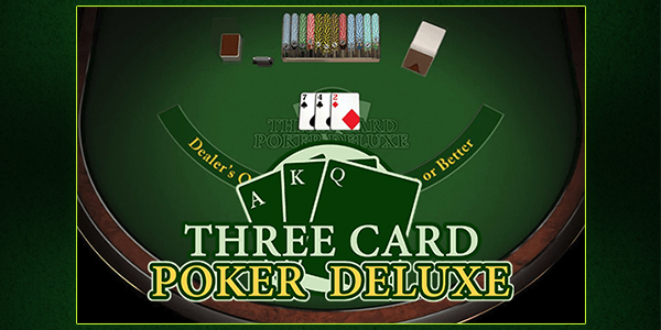 Three Cards Poker Deluxe