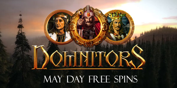 May Day Free Spins